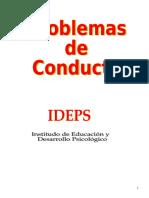 Problemas de Conducta - Ideps