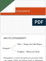 ETNOGRAFIS presentasi