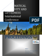 MCG 9 Conference Proceedings