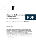 Manual de Hardware e Software