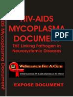 AIDS -The Mycoplasma EXPOSE Document - LifeSurePlan at LGI