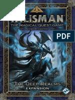 Talisman deep realms Rules