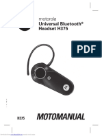 Motorola Earbug H375 Manual.pdf