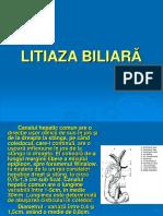 LITIAZA BILIARA curs.ppt