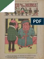 Correo de Los Niños Nº 09 (04.06.1913)