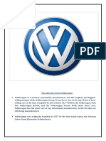 VW Mexico - Project Management PDF