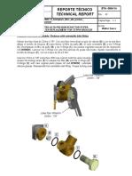 BTA-0004-14 Reemplazo Filtro Alta Presion - High Pressure Filter Replacement
