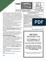 Maungaturoto Matters Issue 57 April 06