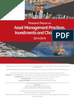 Asset Management Research Report Slides