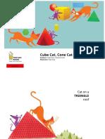 Cube Cat Cone Cat