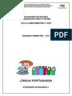 Lingua Portuguesa 4