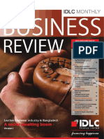 Monthly Business Review