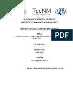 Protocolo de Taller de Investigacion II
