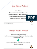 Multiple Access Protocol
