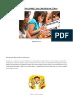 Modelo de Adaptación Curricular