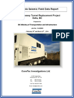 Data Report Downhole Seismic Field14
