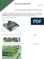 Instalacion de Un CarPC