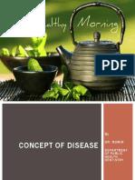 Concept of Disease