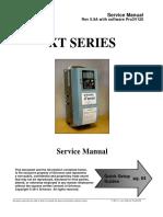 XT Series PRO3V120 Service Manual