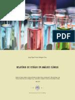Relatório Jorge Paiva