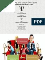 Exposicion P. S. C. Influencia Social y Conformismo
