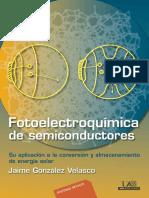 Fotoelectroquímica de Semiconductores
