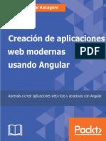 Creación de Aplicaciones Web Modernas Usando Angular