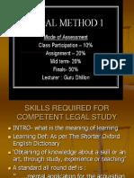149738_L1- Legal Method Skills