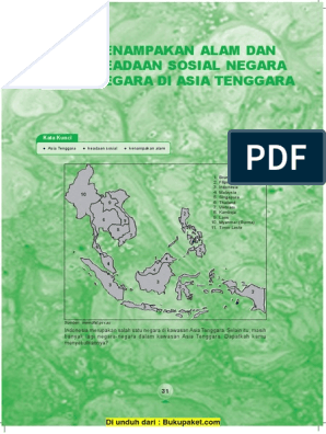 Sebutkan 3 Persamaan Sosial Negara Kawasan Asia Tenggara ...