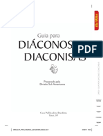 Guia Para Diaconos e Diaconisas