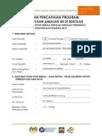 5 Format Pelaporan PerKISS 2017