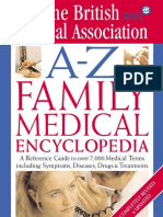 A-Z Family Medical Encyclopedia
