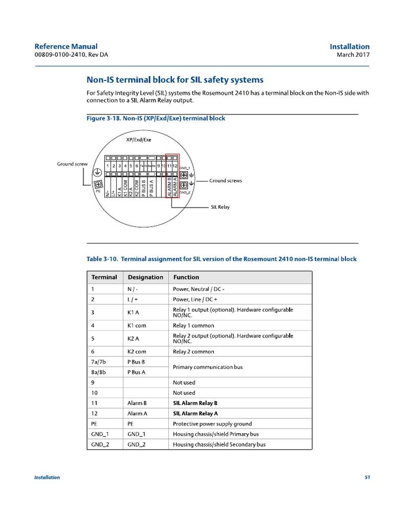 Tank Hub Wiring Diagram