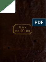 Laws of Harmonious Colouring - David Ramsay Hay