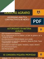 Clase Unac Der Agrariio 2