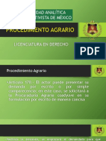 PROCEDIMIENTO AGRARIO 3