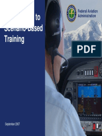 Introduction to Scenario-Based Training