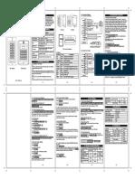 W1 W3-B-C User Manual