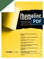 Themelios VOLUME 42 Issue 3 December 2017