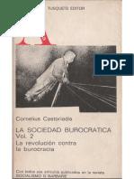 La Sociedad Burocratica 02 - La Revolucion Contra La Burocracia.pdf