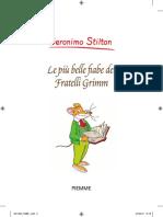566-3351 Le Piu Belle Fiabe