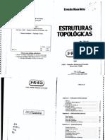Estruturas Topológicas