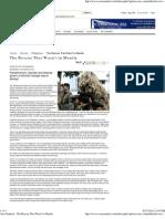 Asia Sentinel - The Rescue That Wasn't in Manila