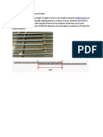 Lapping Length of Reinforcement Steel Bars