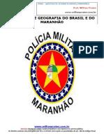Pmma 125 Questões Geografia Do Brasil e Do Maranhão