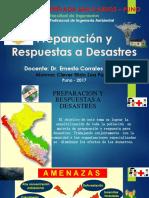Preparacion y Respuesta a Desastres UPSC