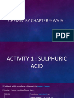 Chemistry Chapter 9 Waja