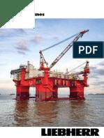 Liebherr Offshore Cranes Product Range En