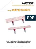 Grounding Busbars