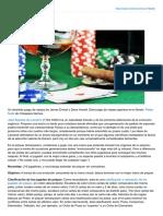 Póquer Lamarquiano
